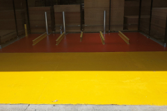 Epoxy-coating-and-line-marking-to-the-workshop-roller-doors-entries-3-scaled