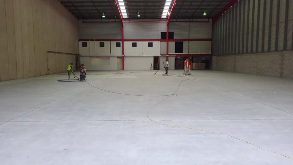 Warehouse Flooring Coating