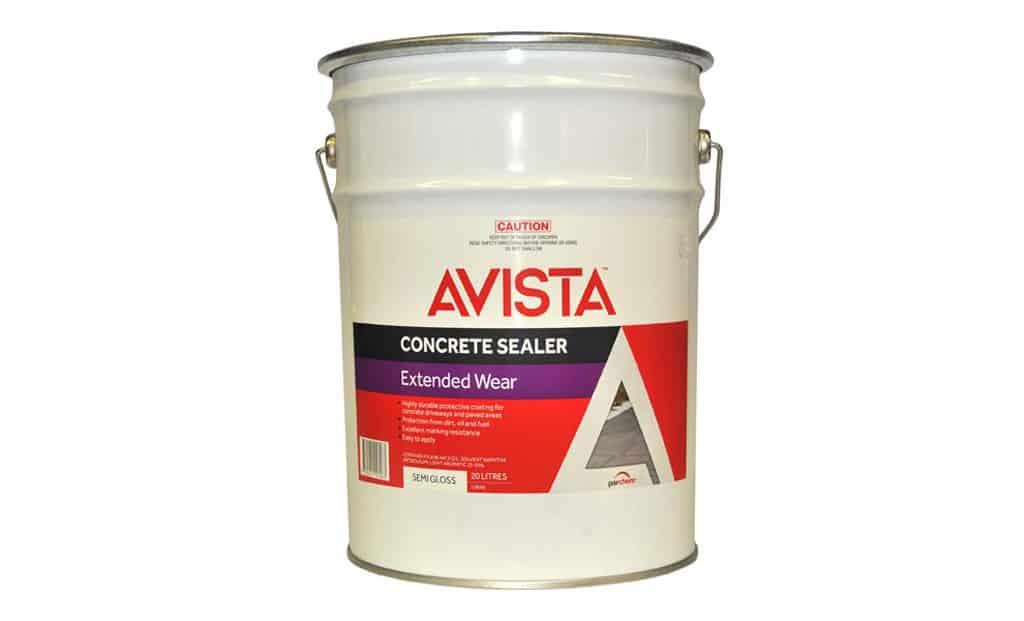 Parchem avista water base epoxy