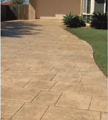 Type of Concrete Resurfacing Supplied by Avista 5