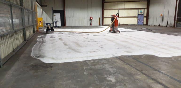 Shot Blasting: An Efficient Surface Preparation
