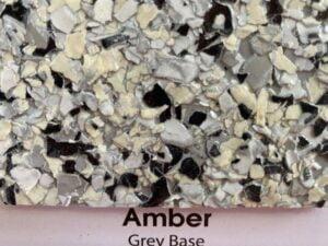 Amber – Grey Base
