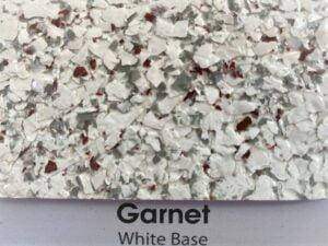 Garnet – White Base